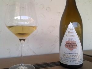 Au Bon Climat 2010 Chardonnay