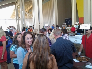 The Grand Tasting at Byron
