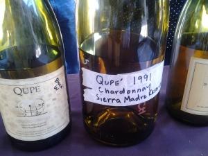 Aged Qupe Chardonnay